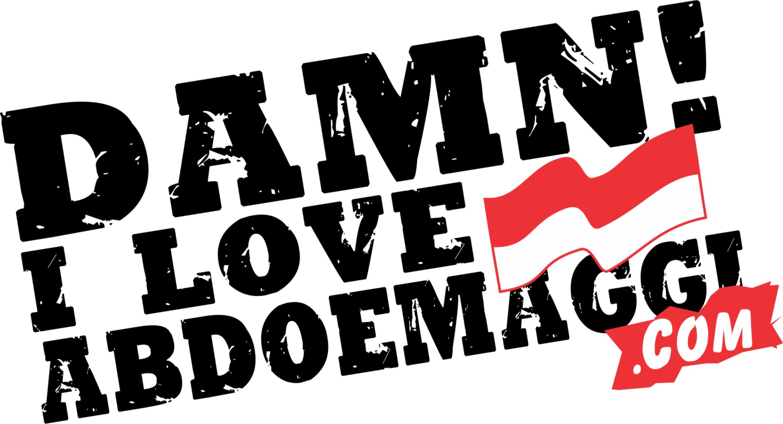 damn i love indonesia abdoe maggi
